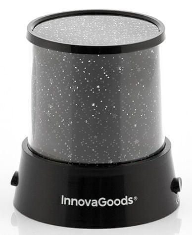 Ceramic Blade LED projektor s hvězdami
