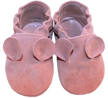 baBice buty dziewczęce Mouse 16.5 różowe