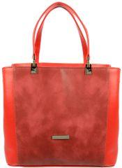GROSSO BAG torebka damska czerwona
