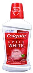 Colgate Ústní voda Optic White 500 ml 2 ks