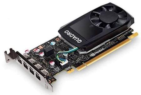 HP grafička kartica NVIDIA Quadro P620, 2 GB GDDR5