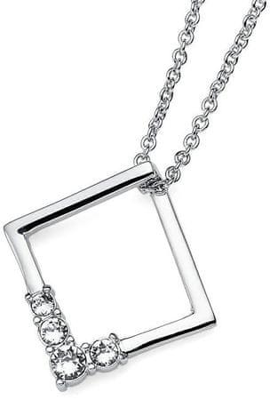 Oliver Weber Originální náhrdelník Square 11864