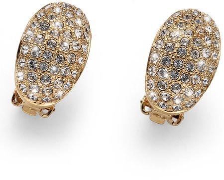 Oliver Weber Luxus aranyozott fülbevaló ragyog 22733G