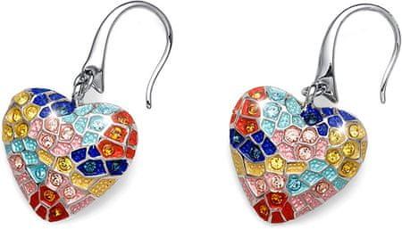 Oliver Weber Náušnice Gaudí Heart 22451