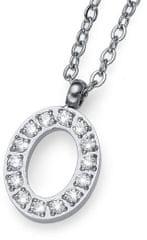 Oliver Weber Elegantna ogrlica Initial O 11844