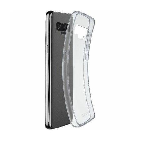 CellularLine ovitek Fine za Samsung Galaxy Note 9, prozoren