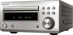 Denon Mikro Hifi CD Sprejemnik RCD-M41DAB, srebrn