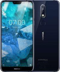 Nokia 7.1, 4GB/64GB, Blue