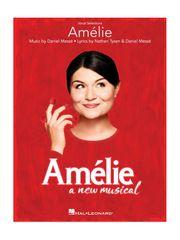 MS Amélie: A New Musical Noty na spev