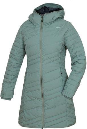 Husky ženska zimska jakna Daili L, sivo zelena, M