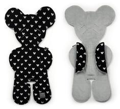 Floo For Baby wkładka do wózka z ochraniaczem na pasy Miki