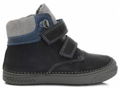 D-D-step chlapčenské členkové topánky