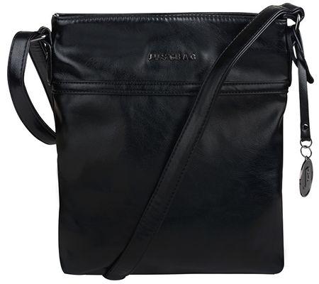 JustBag Dámska kabelka 3356 Black