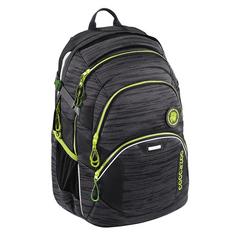 CoocaZoo plecak szkolny Coocazoo JobJobber2, Black Knit