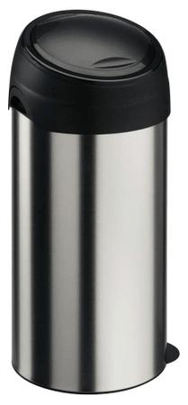 Meliconi Szemetes kuka SOFT-TOUCH 60L Ezüst