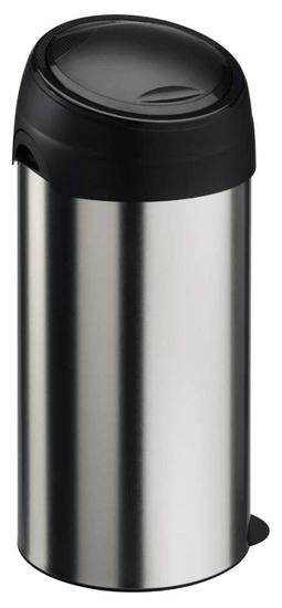 Meliconi Koš na odpadky SOFT-TOUCH 60L Stříbro - zánovní