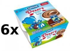 Nestlé Dezert Kakao - 6x (4x100g)