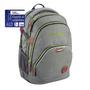 12 - CoocaZoo Školní batoh Coocazoo EvverClevver2, Denim Grey, certifikát AGR
