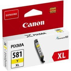 Canon kartuša CLI-581 XL Y, rumena