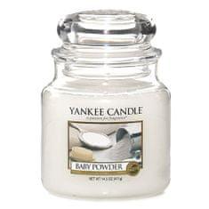 Yankee Candle Baby Powder Classic střední 411g