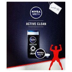 Nivea Zestaw kosmetyczny Active C lean