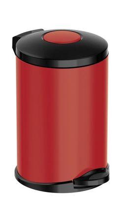 Meliconi Koš na odpadky 5 l Opera, matně červená - použité