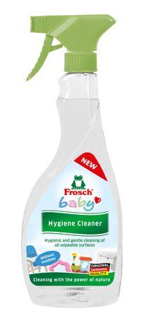 Frosch ÖKO Higiénikus tisztító a baba kellékekre és a mosható felületekre 500 ml