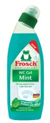Frosch čistač za WC školjku EKO, 3 x 750 ml, menta