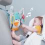 3 - Taf Toys Hudební pult do auta Tučňák