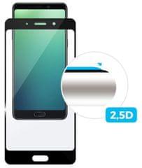 Fixed Full-Cover keményített védőüveg a Xiaomi Pocophone F1-re, fekete, 0.33 mm FIXGF-347-BK