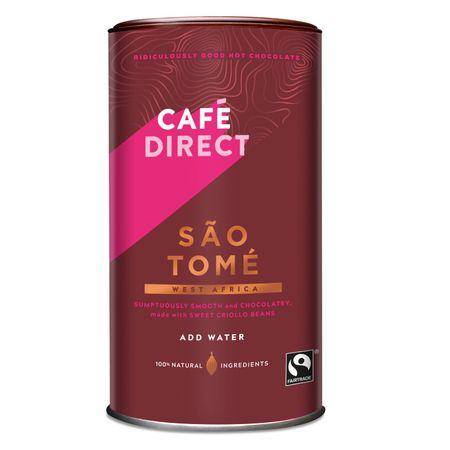 Cafédirect Horúca čokoláda Sao Tomé 300g