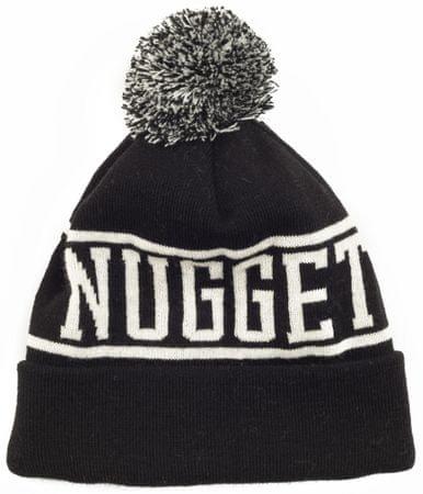 Nugget unisex černá čepice Canister 4 Beanie