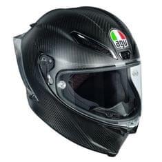 AGV závodní moto přilba PISTA GP R Carbon (matná)