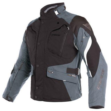 Dainese bunda DOLOMITI GORE-TEX vel.46 černá/šedá/světle šedá, textilní