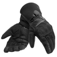 Dainese rukavice na motorku X-TOURER D-DRY černá, textilní (pár)