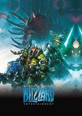 kolektiv autorů: Světy a umění Blizzard Entertainment