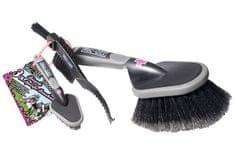 Muc-Off  3 Brush Set sada čistící kartáče