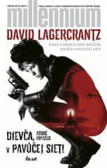 Lagercrantz David: Dievča, ktoré uviazlo v pavúčej sieti, 2. vydanie