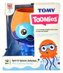 Tomy zavrti in pluskni meduza