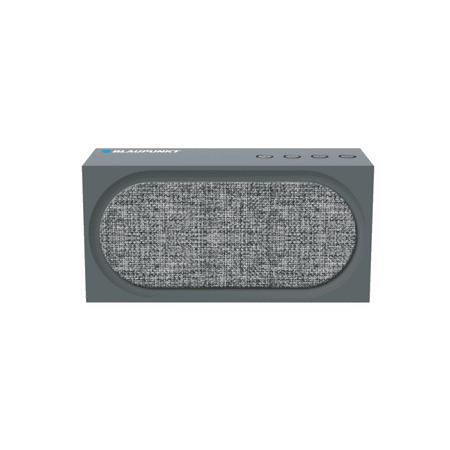 Blaupunkt zvočnik, Bluetooth, BT06 GY, siv