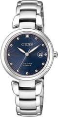 Citizen Eco-Drive Super Titanium EW2500-88L
