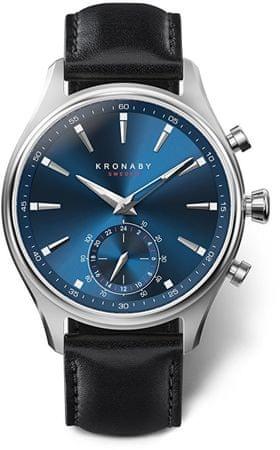 Kronaby Vízálló Connected watch Sekel S3758/1