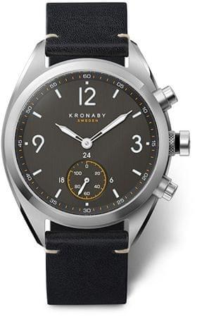 Kronaby Vodotěsné Connected watch Apex A1000-3114