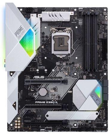 Asus osnovna plošča PRIME Z390-A, DDR4, USB 3.1 Gen 2, LGA1151, ATX - odprta embalaža