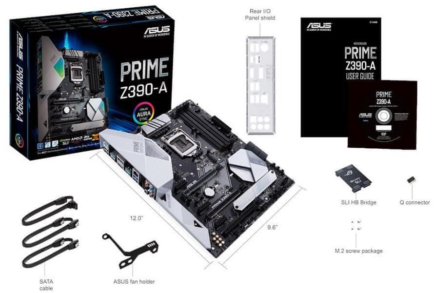 Osnovna plošča PRIME Z390-A