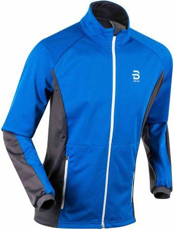 Bjorn Daehlie moška jakna Radiance, M, modra/siva