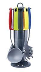TimeLife Konyhai eszközök állvánnyal, nejlon