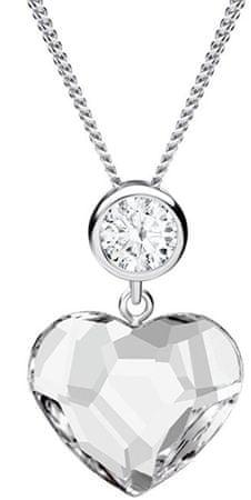 Preciosa Amy nyaklánc kristállyal 6100 00 ezüst 925/1000