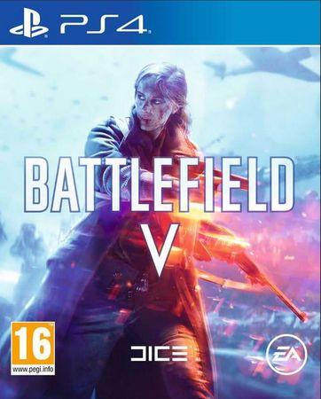 EA Games igra Battlefield V (PS4)