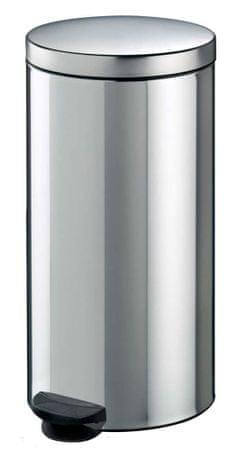 Meliconi Koš na odpadky 30L INOX nerezová ocel - rozbaleno